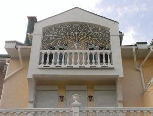 Решетка для балкона