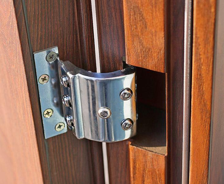Как сделать открывающиеся двери